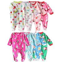14 Brand NEW, Newborn infant Microfleece Sleep n Play Jumpsuit, carter baby girl warm romper Newborn-12m Winter Autumn