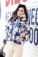 FACTORY SALE ! Down jacket women 2014 winter short design down coat Slim warm winter outwear D10