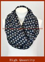 Super light triangle infinity scarf/ fashion scarf