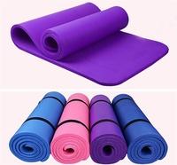 8mm Beginner  Lengthen Eco-friendly TPE Yoga Mat Pilates Fitness Slip-resistant Mat Broadened Thickening Yoga Blanket Dance Mat