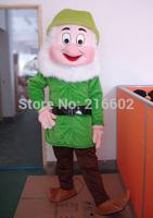 Mascot Seven Dwarfs cartoon garment 1pcs free shipping