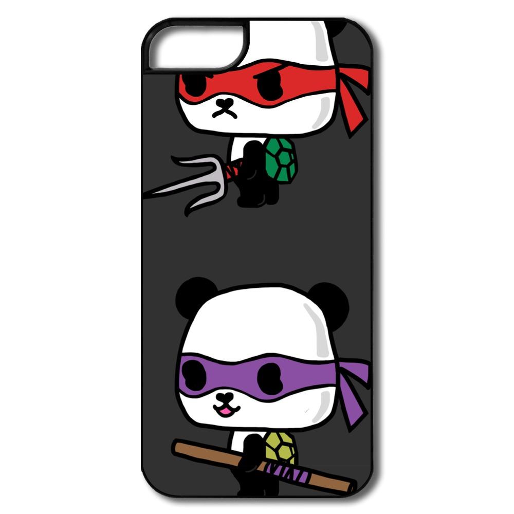 Teenage Mutant Ninja Pandas Shirt Case Teenage Mutant Ninja