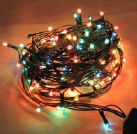 4M 60LED String light for christmas party wedding Fairy Light decorative Colorful Christmas 220V EU PLUG
