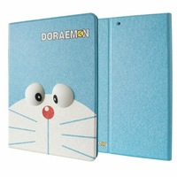 For iPad 5 iPad Air Case Smart Cover Cute 3D Eyes Mustache Cartoon Lovely Stand Holder For Apple iPad5 iPadair Fashion Hot Gift
