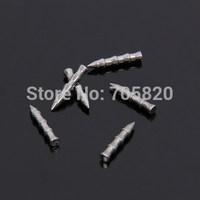 TSURINOYA Tungsten steel Insert weights lead fishing sinker,1.8g,1.6g,0.9g,22pcs/lot(3packs),Free shipping