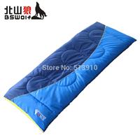Spring/autumn lunch rest cotton envelop sleeping bag
