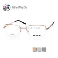 Genuine 2014 Buick new ultra-light titanium frames myopia frame optical retro BK106