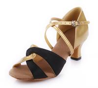 New Arrival atin Tango Ballroom Salsa Heeled Dance Shoes 5.5cm Heel High Free shipping