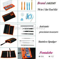 2014 Ifixit type 70 in 1 precision screwdriver set disassemble laptop mobile phone Repair Tool Tweezers Spudger Kit Prying tool