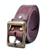 Casual  Men Belt Brand Leather Cowskin cinto masculino  Free Shipping B1130