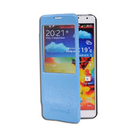 For Samsung galaxy Note3 III N9000 high quality  protector case card holder window