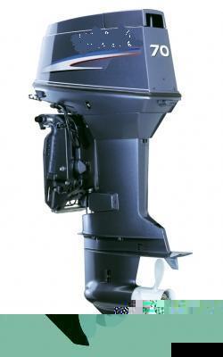 100% original original 70hp 2 tempos motor de popa(China (Mainland))