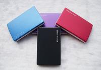 Free shipping 2 Usb Port 50000MAH Power Bank 50000mAh portable charger External Battery for iphone 5 ipad, samsung galaxy S3