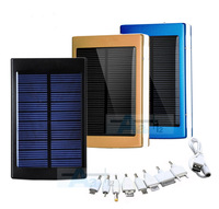 Free shiping Solar Power Bank 80000mAh New Portable Solar Battery Middle East Hot sale Charging Battery for All mobile phones