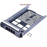 "3.5"" SAS SATAu Hard Drive Tray Caddy for Dell Server R610 R710 T610 T710 F238F 0G302D G302D 0F238F 0X968D X968D"