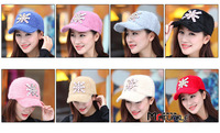 New style in the winter of 2014 Rabbit hair baseball caps wholesale winter baseball cap for women hat cap