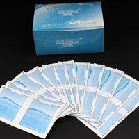 Fast Free Shipping 10000 pcs Gel Removal Wraps free alcohol in 10 box 100 pcs per box