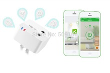 Electronic 2014 new UK Smart plug WiFi Smartphone Remote control socket Wireless Switch for Anddroid And iPhone App