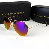 VB 3025 reflective color film and a polarizing color sunglasses