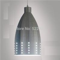Modern Pendant Lights D17.5CM D23CMD34CM Abajur Aluminum Lustres E Pendentes Single Head Pendant Light Led Lighting Vintage Lamp