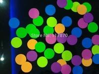 sell uv confetti paper for confetti cannon /party paper/confetti/round paper
