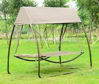 ODHB34 Outdoor garden hanging basket Hammock professional leisure outdoor leisure garden swing lying bed tent with gauze shade