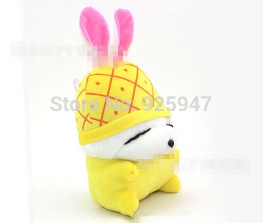 novidade item soft pelúcia boneca, pces 1/atacado de frutas desenhos animados mashimaro boneca macia confortável bar, ginásio gz013 brinquedo criativo(China (Mainland))