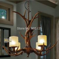 Whitetail Antler Chandelier Light Hanging Rack Lamp Lodge Rustic Hunting Display  Guaranteed 100% +Free shipping!