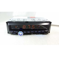 Car mp3 player&Stereo&Audio&Fm modulator&Transmitter&Sound&Electronics for cars&Radio usb&Memory card&Auto radio