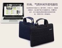 Brand Cartinoe laptop messenger have three size apply to 13.3 14.1 15.6  inch laptop,high quality laptop messenger; two color