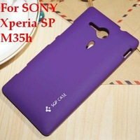 New Arrival Back Cover Case For Sony Xperia SP M35h Ultra Thin Colorful Protective Case For Sony M35h Free Shipping+Gift