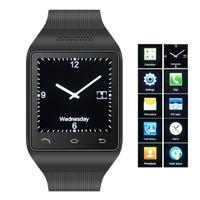 Original 1.54 inch ZGPAX S18 Watch Mobile Phone MTK6260A Bluetooth FM SMS GSM