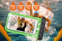 2014 Waterproof phone set Swimming accessories