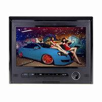 JOYOUS 9 inch car headrest monitor/MP5 Player+digital high-definition screen+USB/SD+game function+IR/FM