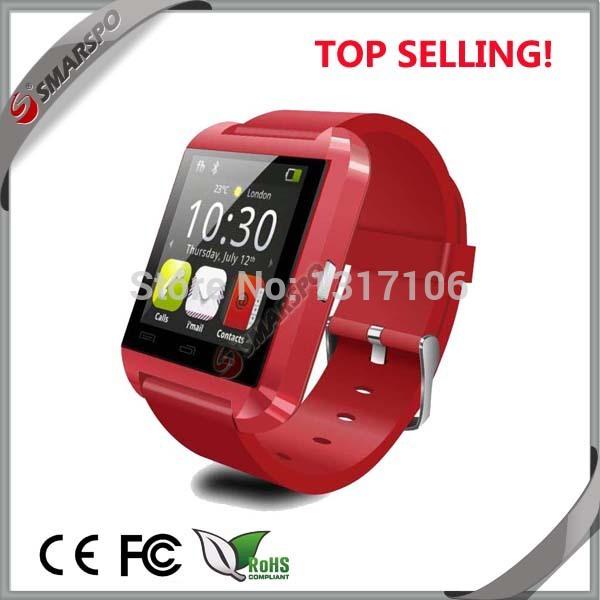 Chinese bestselling, u8 montre, 2014 fashion sports men women Bluetooth watches male digital wristwatches smartwatch(China (Mainland))