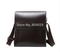 Free shipping! New 2014 hot sale fashion men bags, men genuine leather messenger bag, high quality man brand business bag