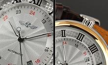 Original brand Winner Fashion Jewelry Roman Arabic Numerals Display Auto Mechanical Watches for Men Gift