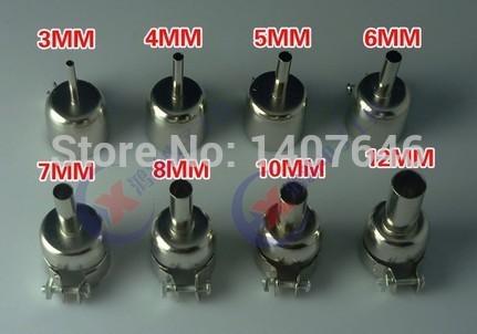 Комплектующие к инструментам MCN 850 Air BGA SAIKE ATTEN 849 D + 850 909 D комплектующие