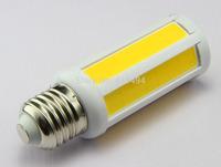 E27 100-130V 110v 10W LED Corn Light COB SMD LED Lamp Bulb spot bright Indoor Lighting ultra bright for doma dom Free Shipping