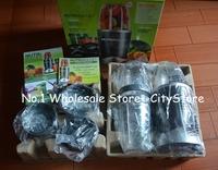 Wholesale 3pcs/lot Nutri Bullet Food Mixer Machine 220V 600W 12pieces IN 1 New,AU Plugs For Australia New Zealand