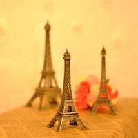 Eiffel tower home decoration model soft fashion modern fashion desk small decoration
