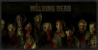 the walking dead 24x48 inch 60x120cm imitation half handmade oil painting picture photo on CANVAS DCLP12