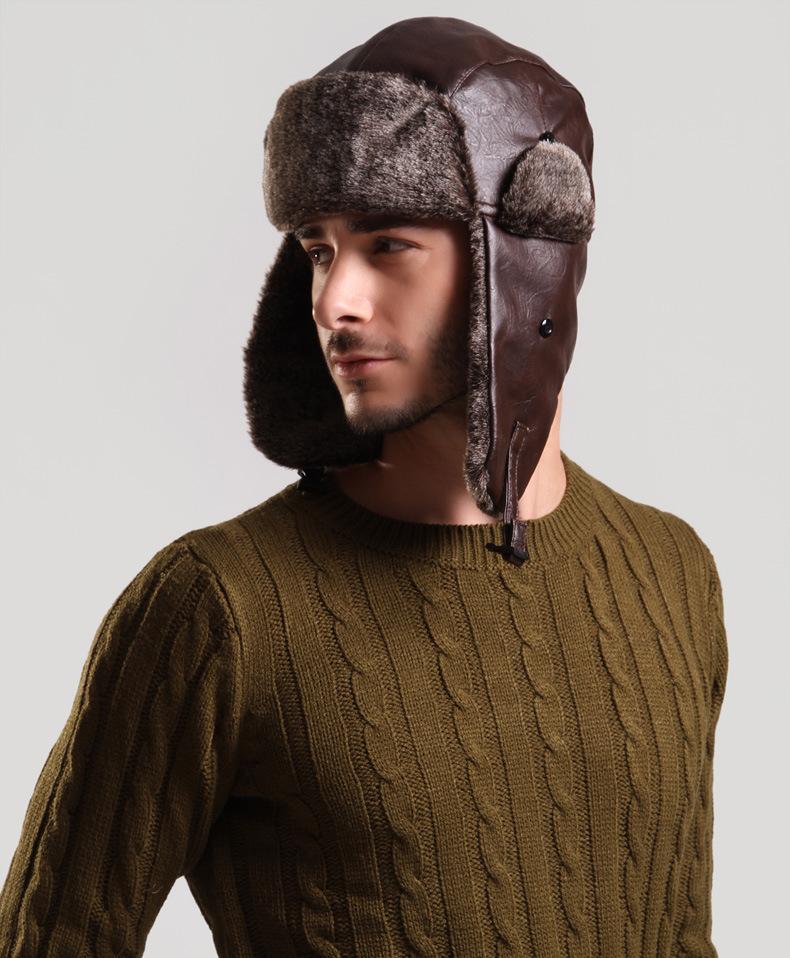 Trapper Hat Men/women