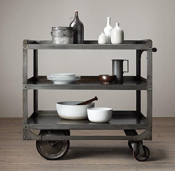 Scandinavische Keuken Kopen : Bar Carts Restoration Hardware