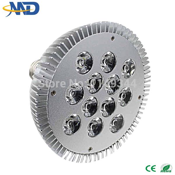 High Quality solar led spot light 12w DC12V 1080lm led par38 bulb e27 12w(China (Mainland))