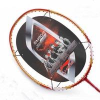 Badminton li ning n90ii racket PU grip 675 original badminton bag high quality carton 1piece free shipping send by UPS DHL FedEx