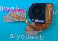 NEW for lenovo Y580 Y580M Y580N Y580NT Y580A cpu cooling fan heatsink , as photo