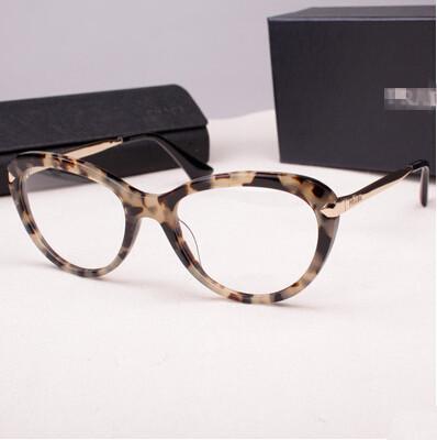 Small 2014 big circular frame vintage glasses myopia ...