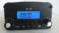 New arrival! 7W FM Stereo broadcast radio FM transmitter for radio station ,Frequency range: 76 ~ 108Mhz