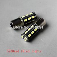T20/7440 W21W 18SMD -5630 LED car bulb turn signal light 1156 ba15s 1157 car light